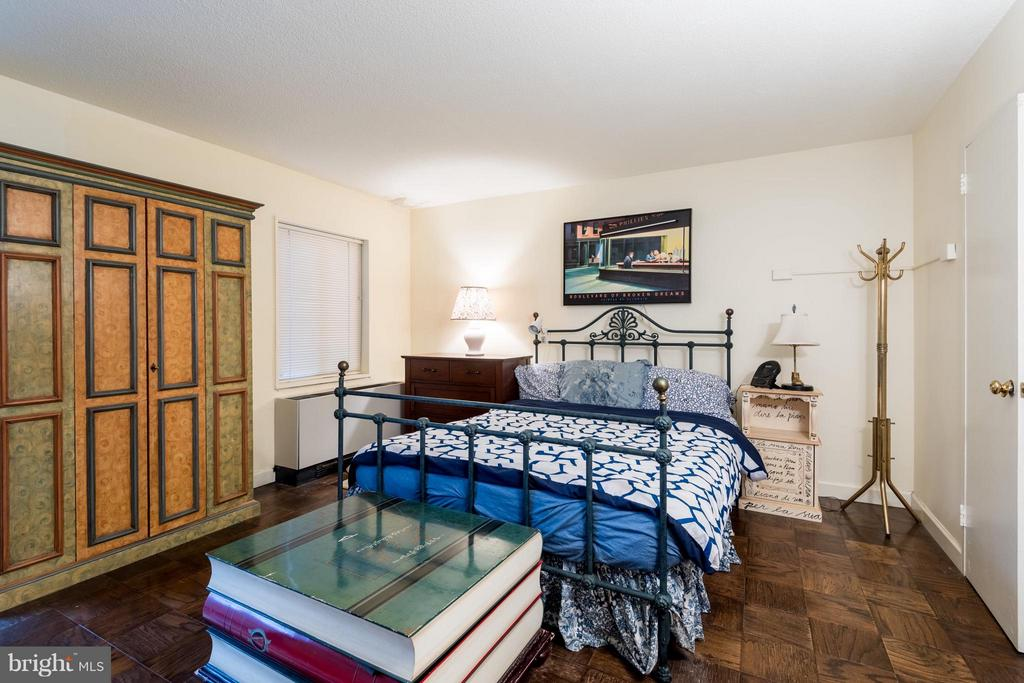 Bedroom (Master) - 1718 P ST NW #L13/15, WASHINGTON