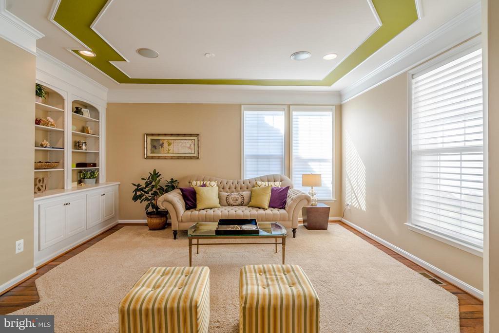 Open & Bright Living Room - 42960 THORNBLADE CIR, BROADLANDS