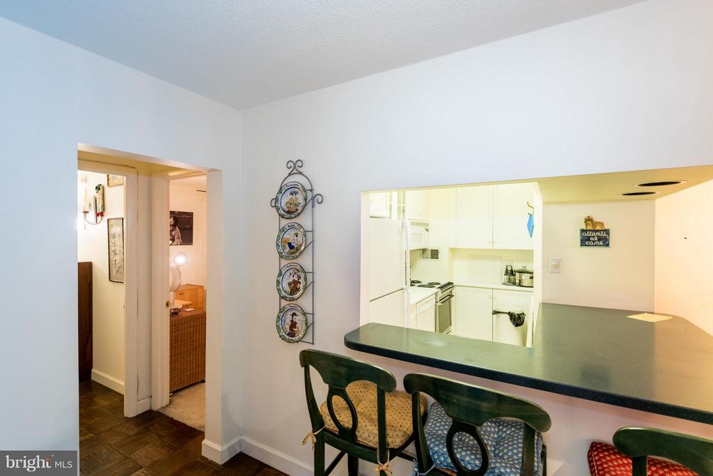 Kitchen - 1718 P ST NW #L13/15, WASHINGTON