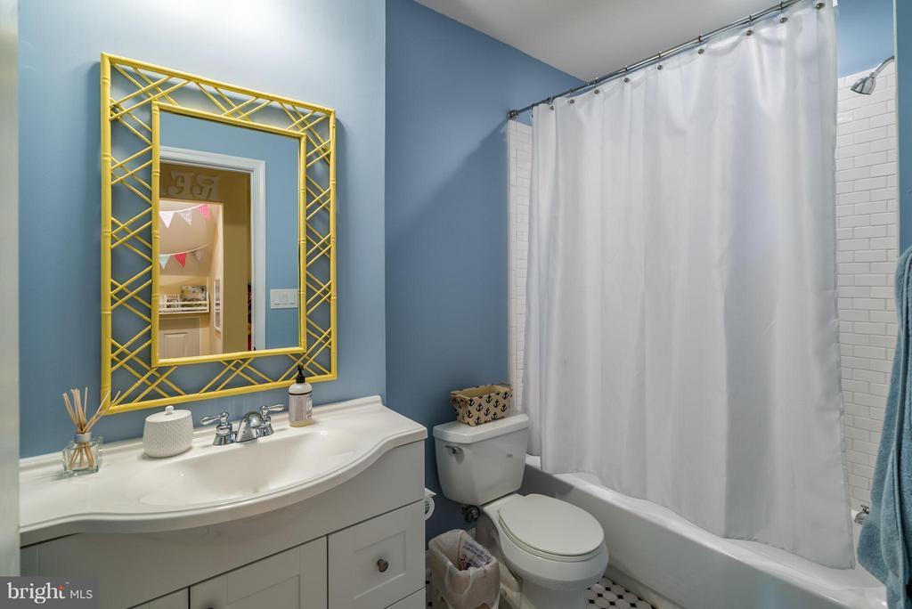 Basement Full Bathroom - 42960 THORNBLADE CIR, BROADLANDS