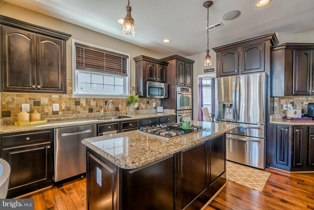 Gourmet Kitchen - 42960 THORNBLADE CIR, BROADLANDS