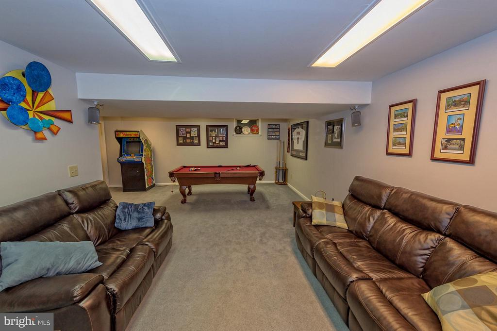 Recreation room. - 43337 WAYSIDE CIR, ASHBURN