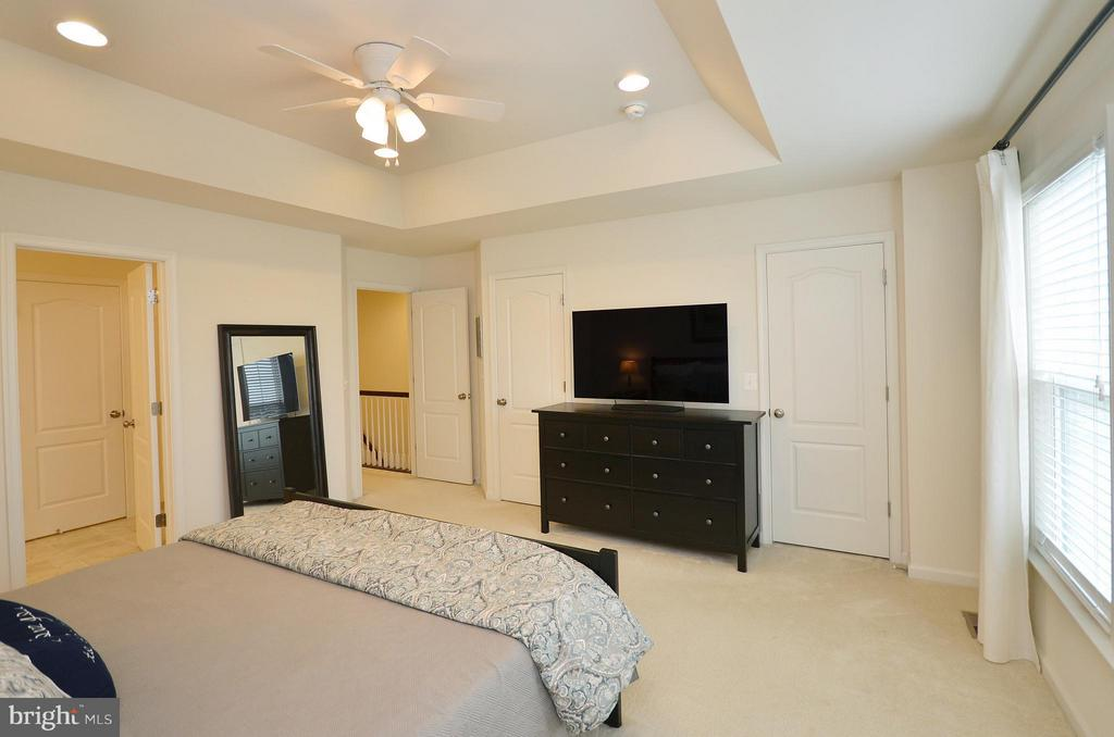Master Bedroom - 42416 BENFOLD SQ, ASHBURN