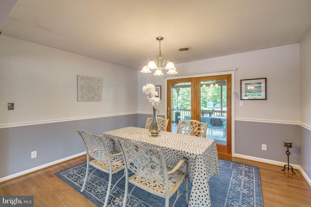 Dining Room - 6516 FORDICE DR, MOUNT AIRY