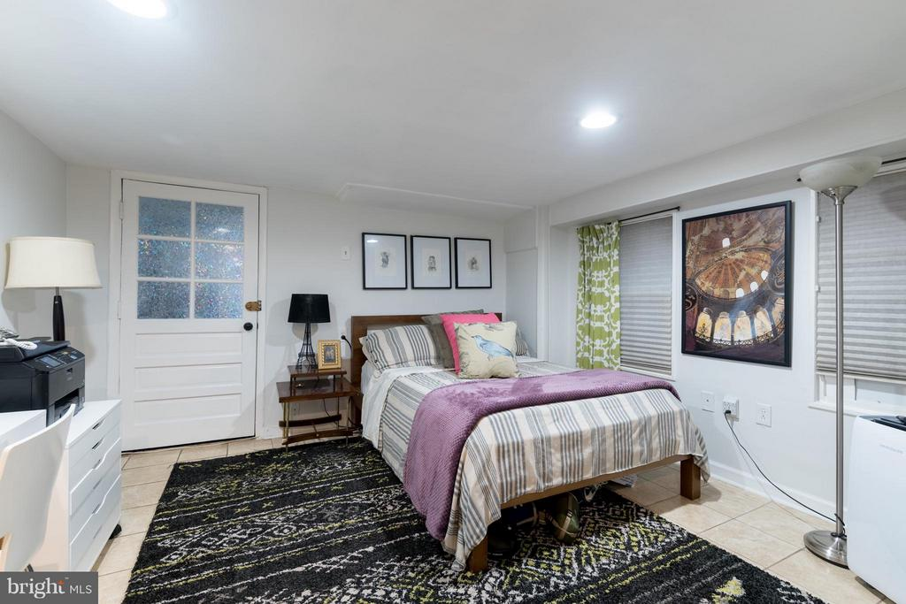 Bedroom - 1850 KALORAMA RD NW #C, WASHINGTON