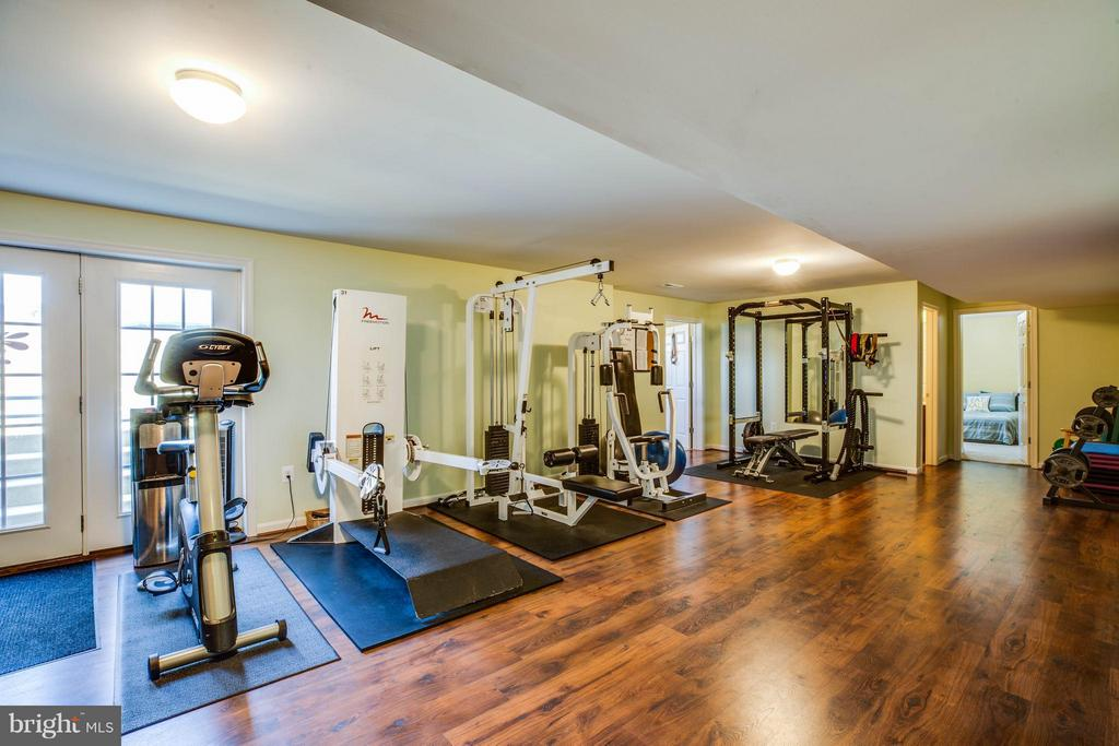 Now: Personal Training in Professional Home Gym - 4 WIZARD CT, STAFFORD
