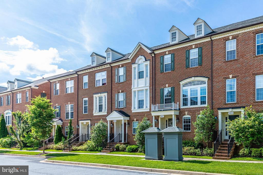 Exterior (General) - 8937 AMELUNG ST, FREDERICK