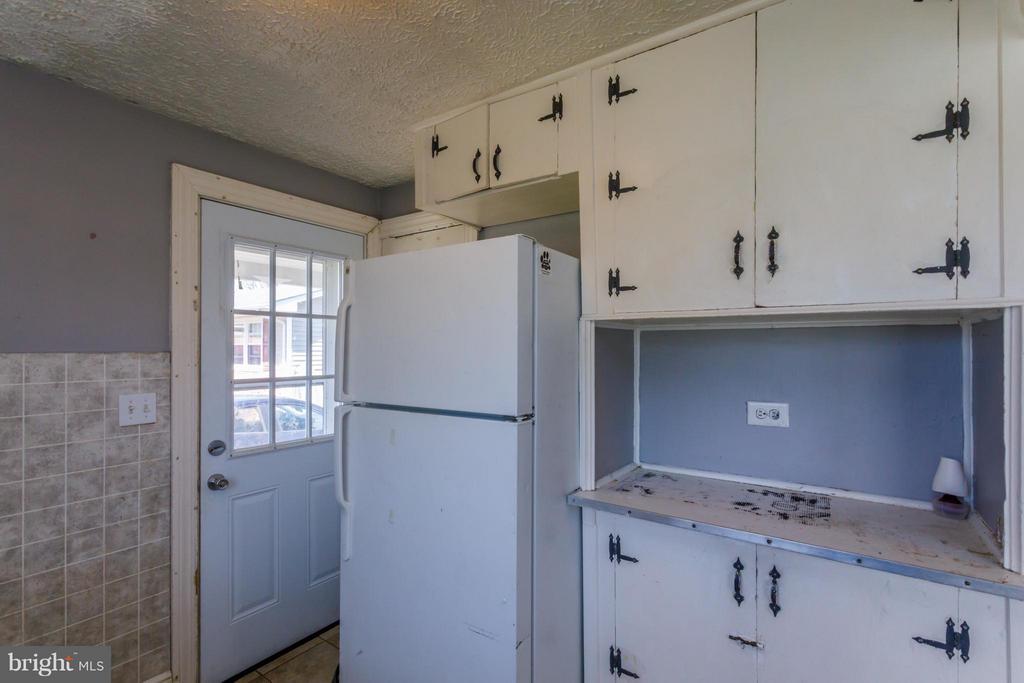 Kitchen - 115 MOUNTAIN AVE, FREDERICKSBURG