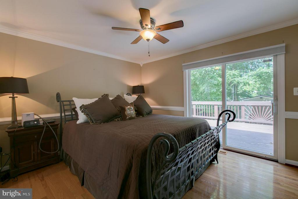 Bedroom (Master) - 9 CLOVER HILL DR, STAFFORD