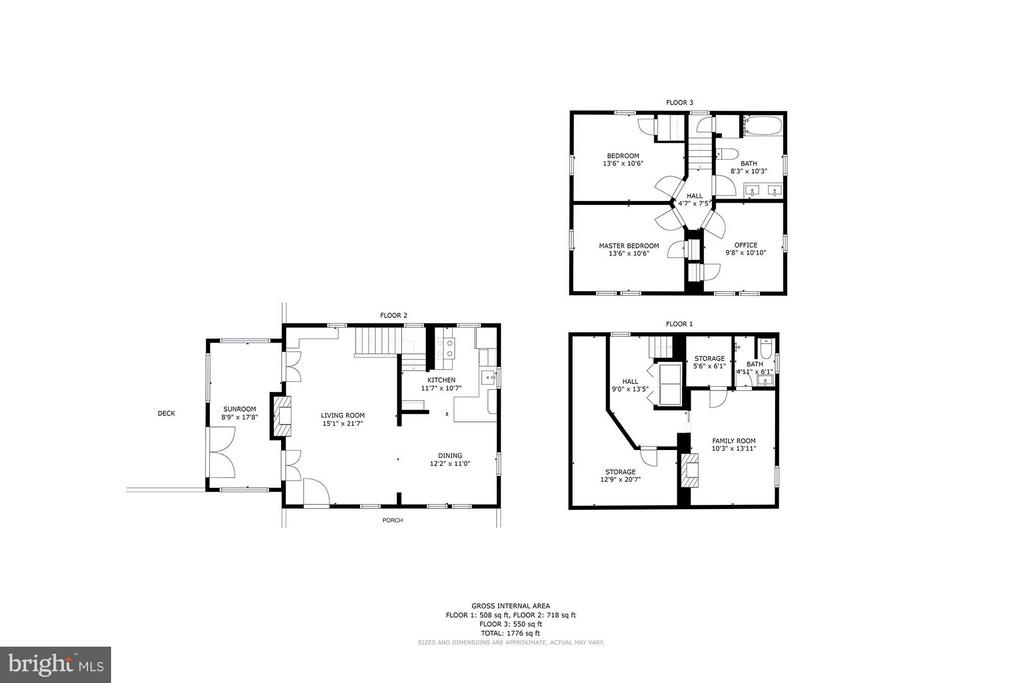 Floorplan - 3403 CHEVERLY AVE, CHEVERLY