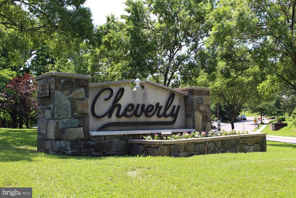 A welcoming and dynamic community - 3403 CHEVERLY AVE, CHEVERLY