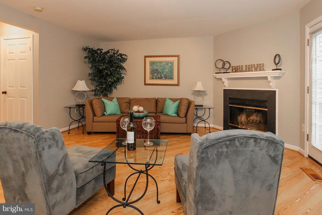 Isn't this cozy? - 43201 RIBBONCREST TER, ASHBURN