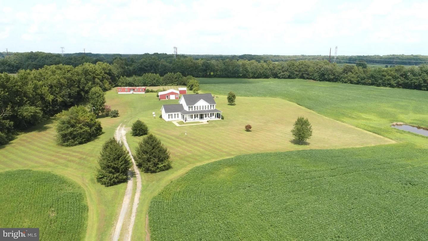Farm for Sale at 25980 Shults Rd Henderson, Maryland 21640 United States