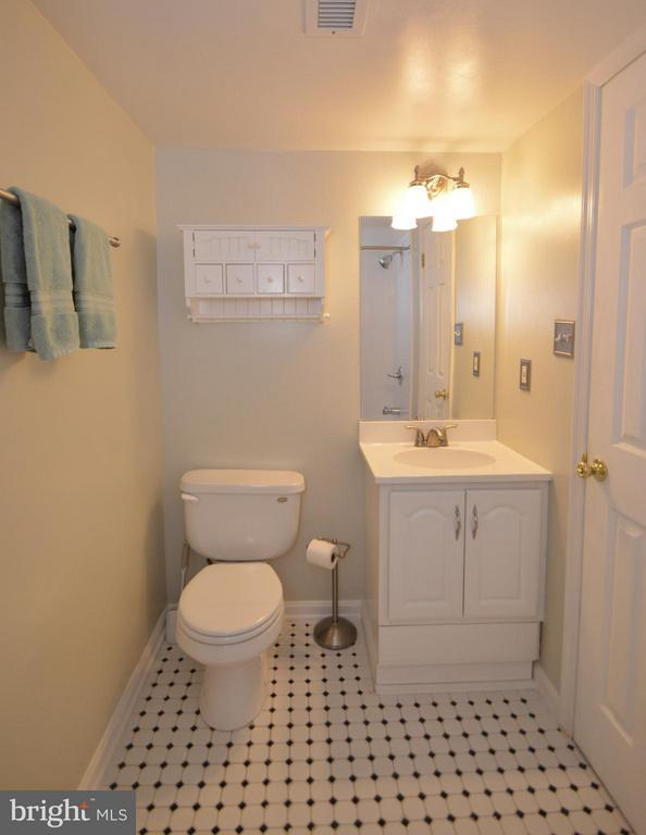 Hall Bath - 9156 BROKEN OAK PL #81A, BURKE