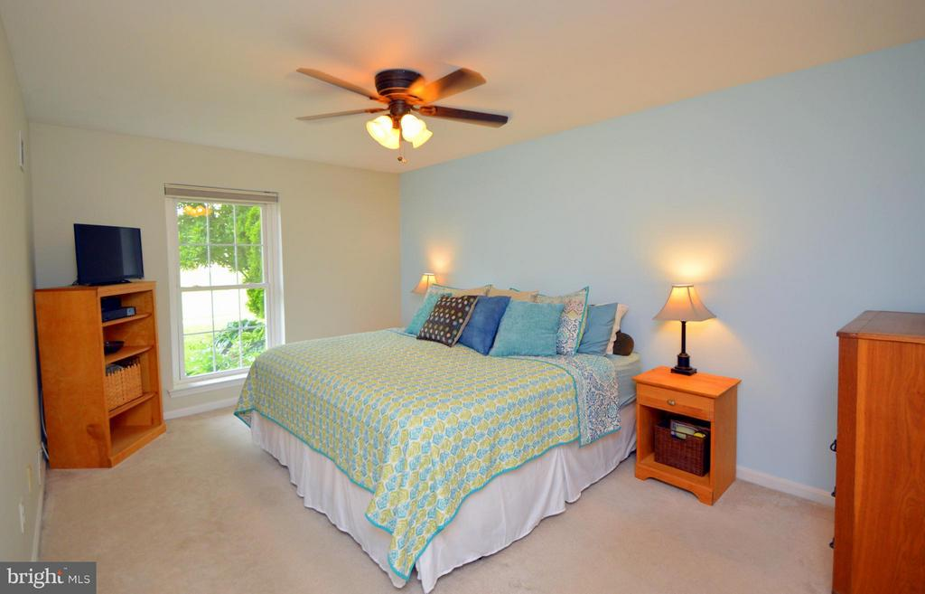 Bedroom (Master) - 9156 BROKEN OAK PL #81A, BURKE