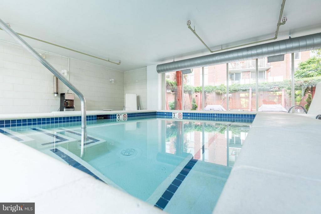 Indoor Pool - 1000 NEW JERSEY AVE SE #PH21, WASHINGTON