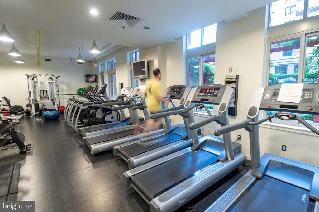 Fitness Center - 1000 NEW JERSEY AVE SE #PH21, WASHINGTON