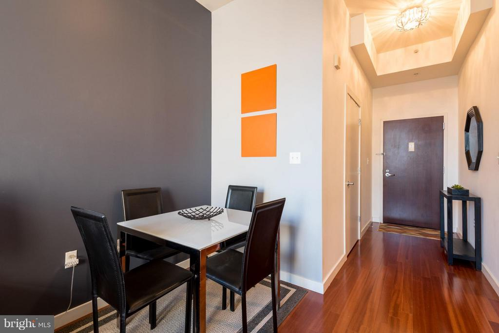 Dining Area - 1000 NEW JERSEY AVE SE #PH21, WASHINGTON