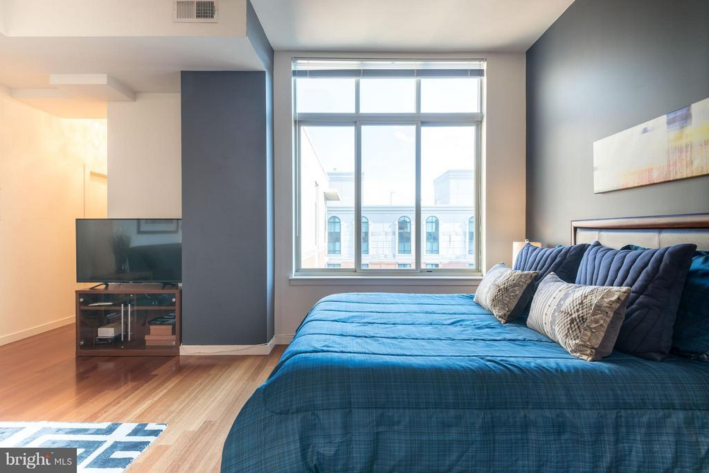 Bedroom - 1000 NEW JERSEY AVE SE #PH21, WASHINGTON