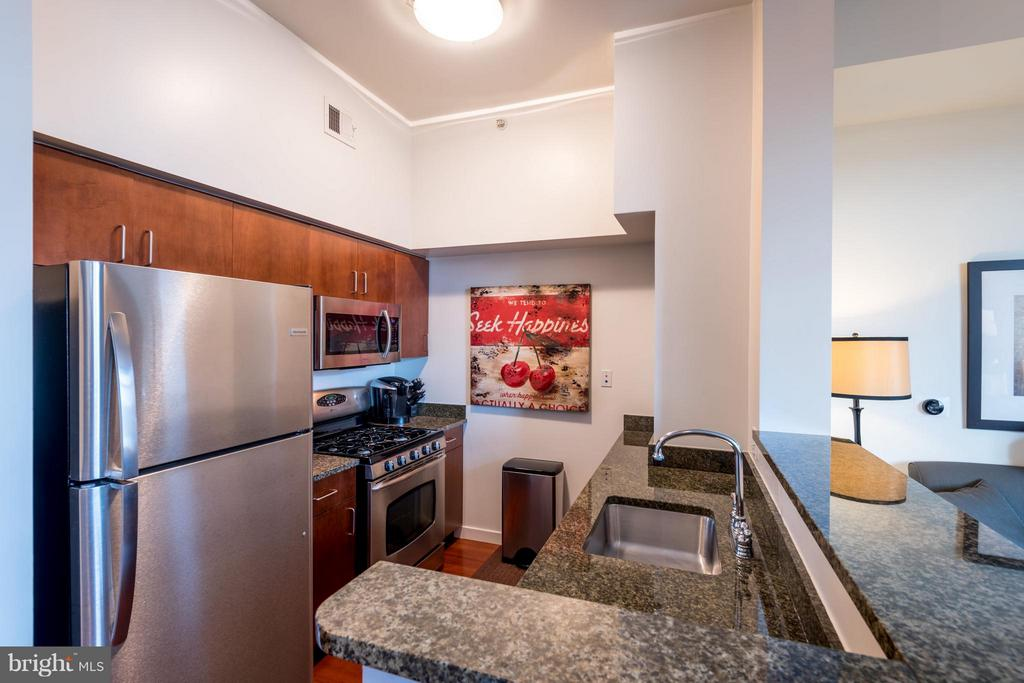 Kitchen - 1000 NEW JERSEY AVE SE #PH21, WASHINGTON