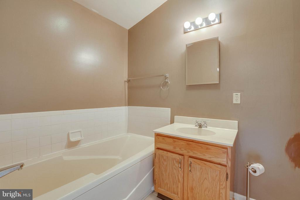 Master Bath with Separate Tub and Shower - 2239 WETHERBURNE WAY, FREDERICK