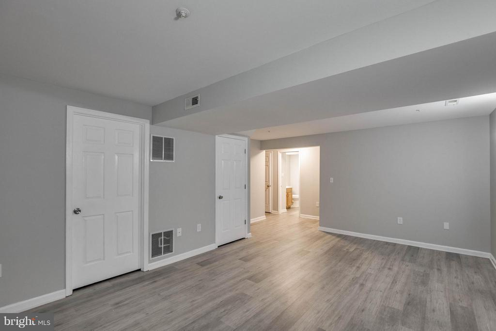 Family Room With New Paint and New Flooring - 2239 WETHERBURNE WAY, FREDERICK