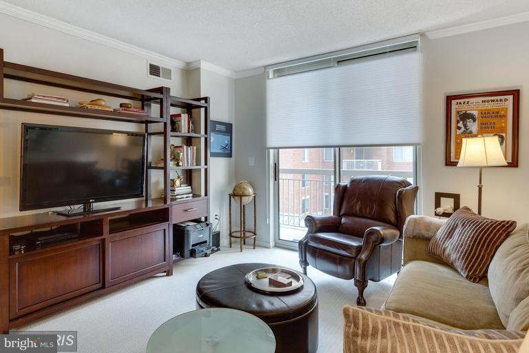 Living Room - 3835 9TH ST N #507E, ARLINGTON