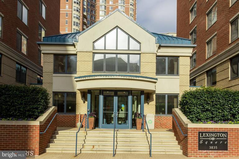 Exterior (General) - 3835 9TH ST N #507E, ARLINGTON