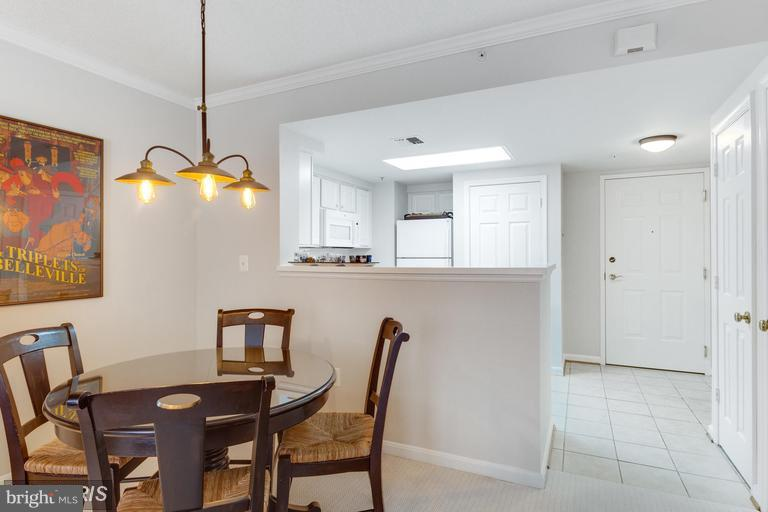 Dining Room - 3835 9TH ST N #507E, ARLINGTON