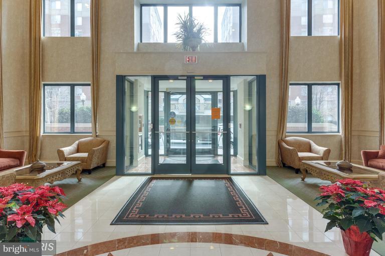 Lobby - 3835 9TH ST N #507E, ARLINGTON