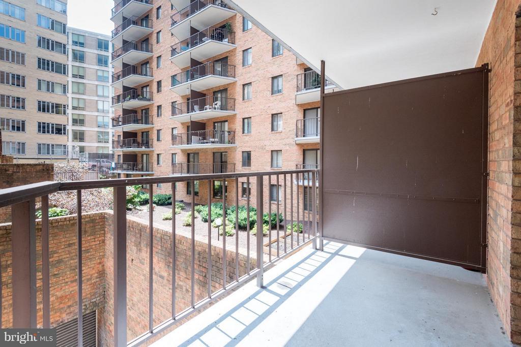 Private Balcony! - 1718 P ST NW #L5, WASHINGTON