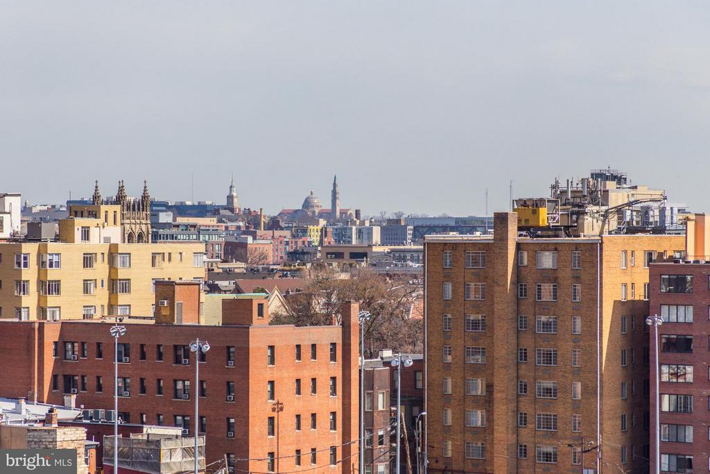 Rooftop view - 1718 P ST NW #L5, WASHINGTON