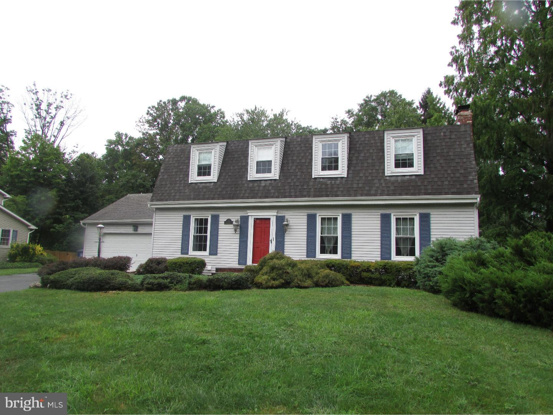 단독 가정 주택 용 매매 에 20 WOODLANE Road Lawrenceville, 뉴저지 08648 미국에서/약: Lawrence Township