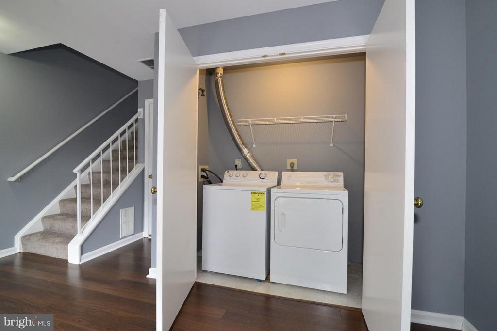Laundry Closet - 20186 FOOTHILL TER, ASHBURN
