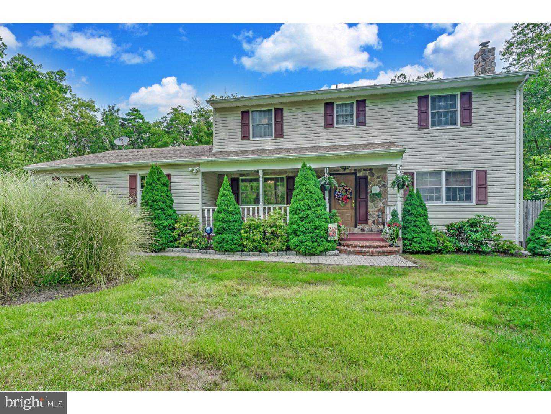 獨棟家庭住宅 為 出售 在 840 NUGENTOWN Road Little Egg Harbor, 新澤西州 08087 美國