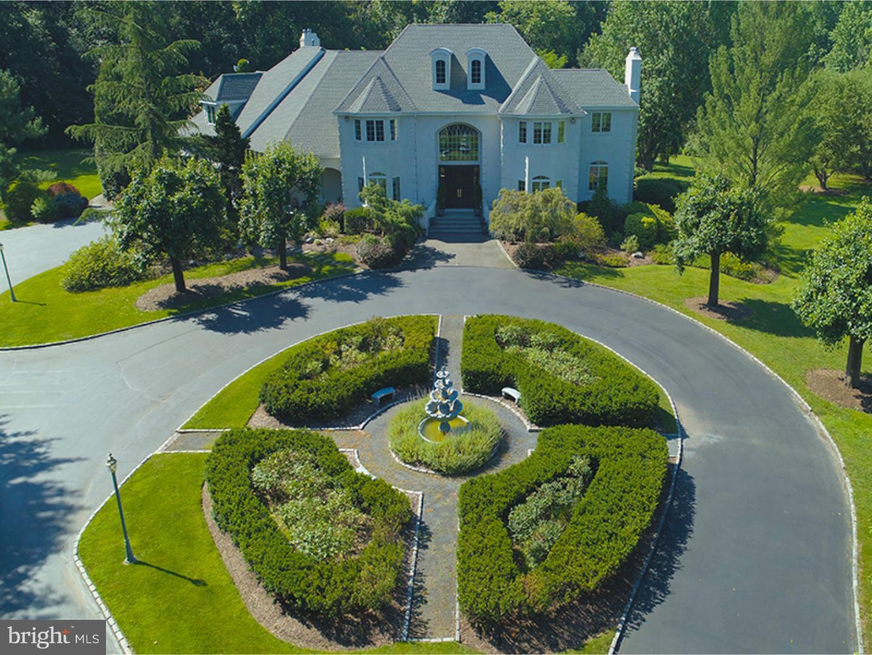 Maison unifamiliale pour l Vente à 750 A COX Road Moorestown, New Jersey 08057 États-Unis