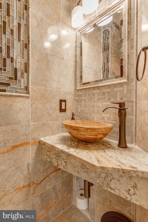 Half Bath - 5172 TILBURY WAY, WOODBRIDGE