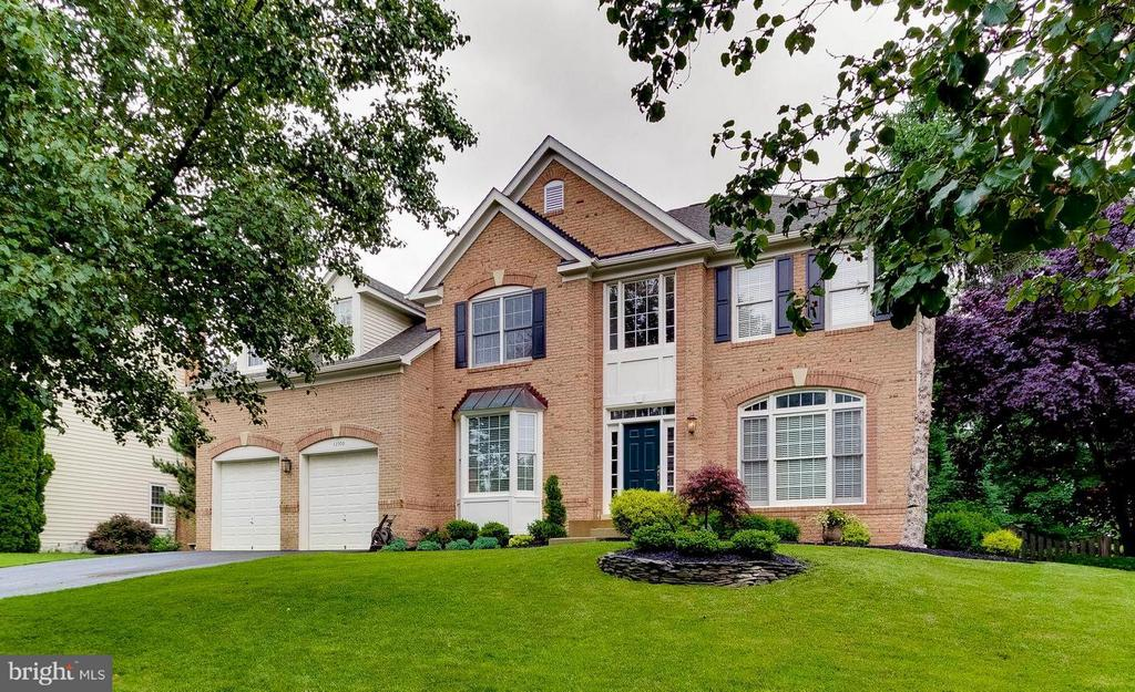 Exterior (Front) - 43900 LOGANWOOD CT, ASHBURN