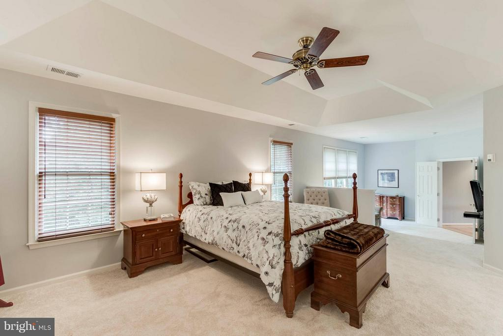 Bedroom (Master) - 43900 LOGANWOOD CT, ASHBURN