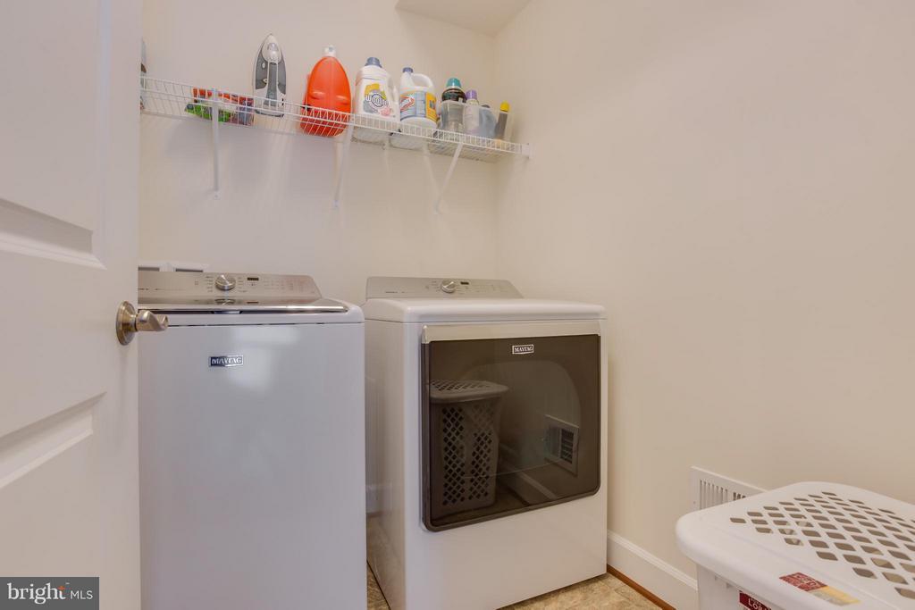 Laundry Room - 9 ECHOLS LN, STAFFORD