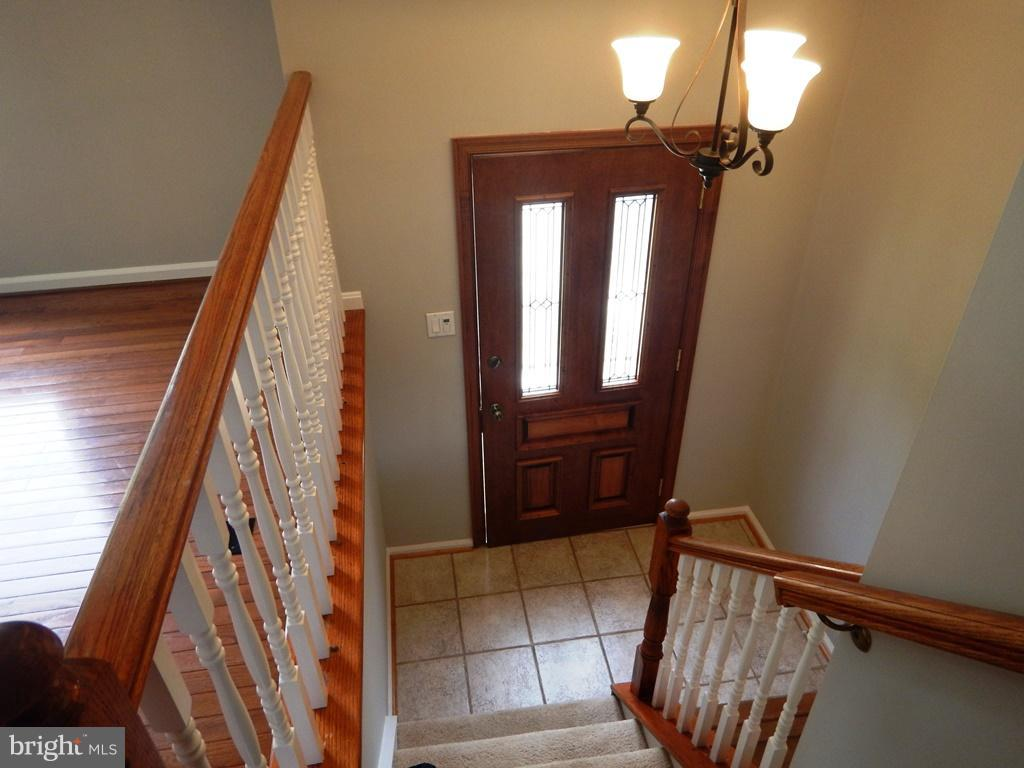 Foyer with Tile Flooring - 5700 TENDER CT, SPRINGFIELD