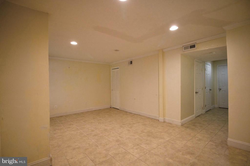Basement - 7427 COURTLAND CIR, MANASSAS