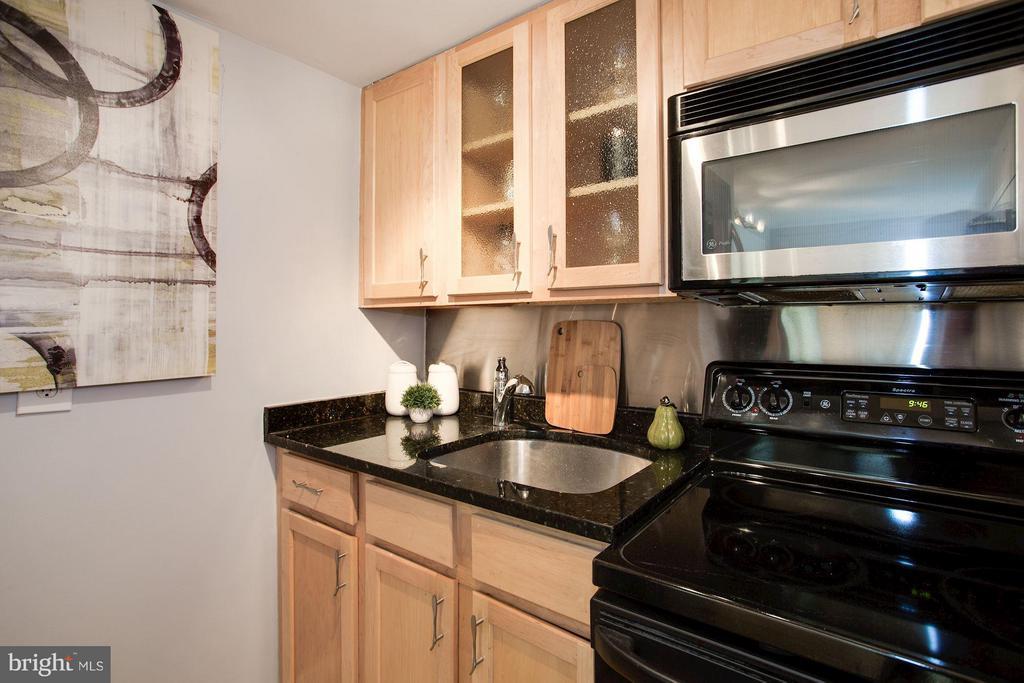 Kitchen - 1822 15TH ST NW #B3, WASHINGTON