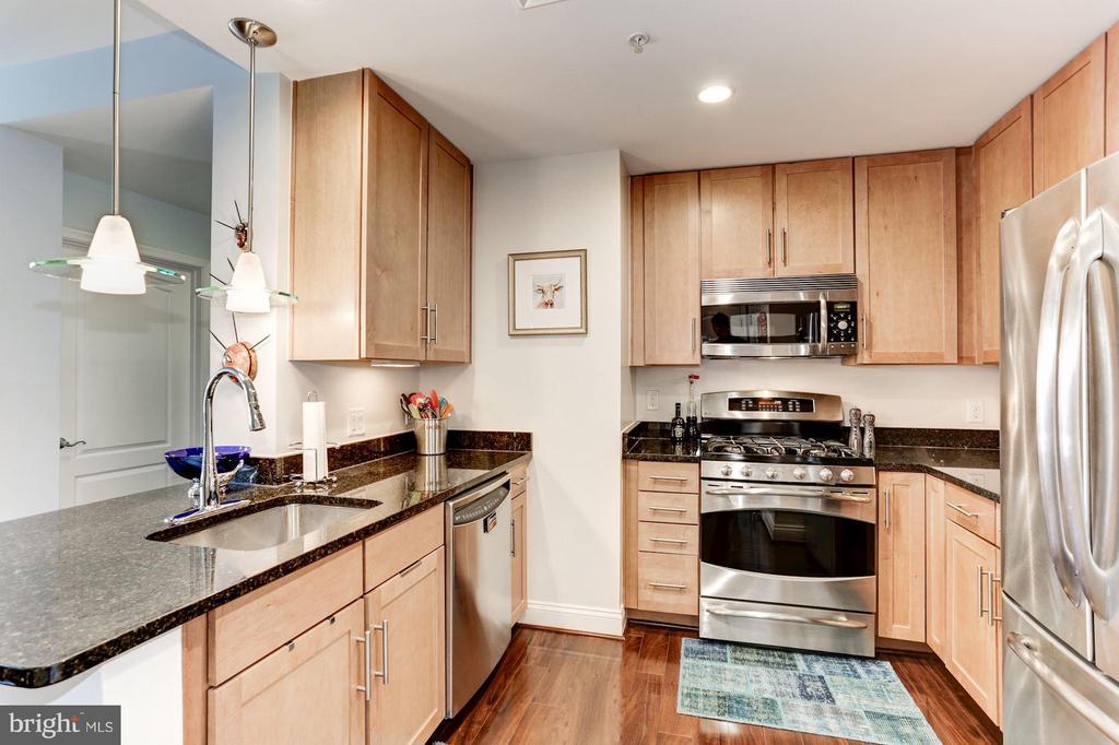 Kitchen - 1111 ORONOCO ST #333, ALEXANDRIA