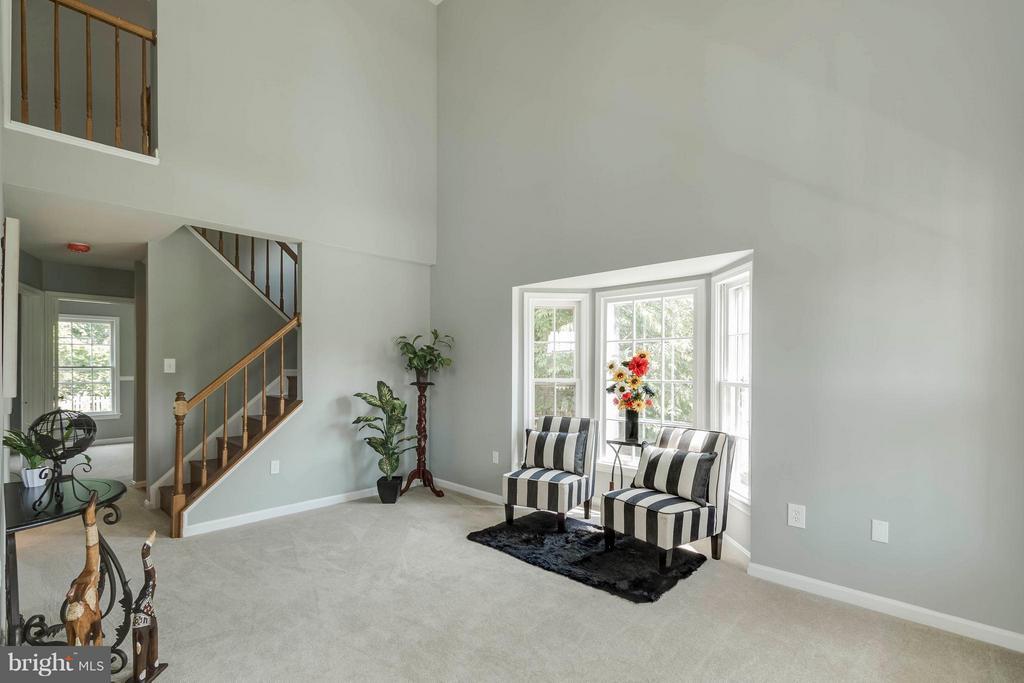 Living Room - 14449 WHISPERWOOD CT, DUMFRIES