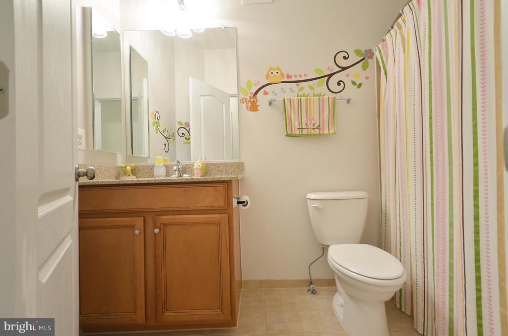 Hall Bathroom - 19442 DIAMOND LAKE DR #19442, LEESBURG