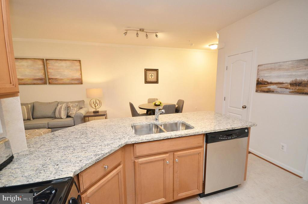 Kitchen - 19442 DIAMOND LAKE DR #19442, LEESBURG
