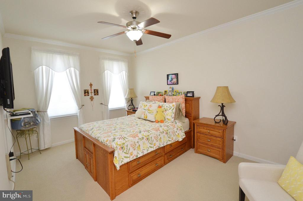 Large Master Bedroom - 19442 DIAMOND LAKE DR #19442, LEESBURG