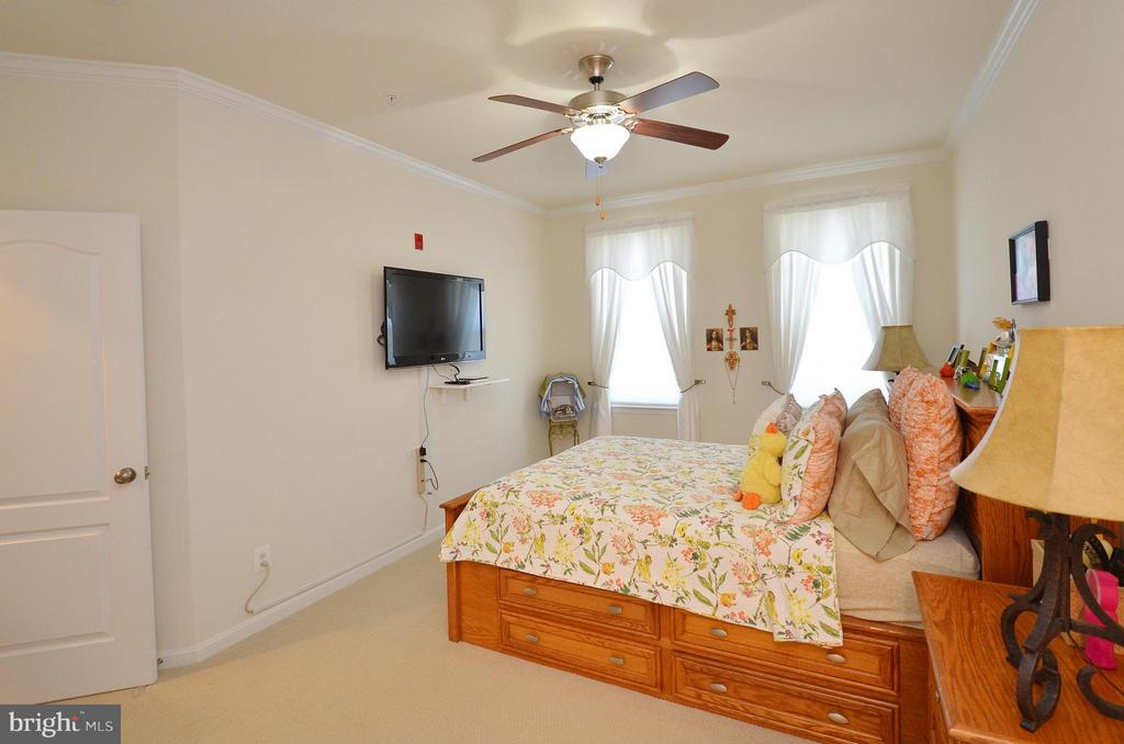Master Bedroom - 19442 DIAMOND LAKE DR #19442, LEESBURG