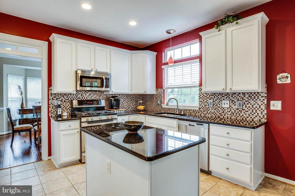 Granite counters and stainless appliances, oh my! - 4 KLINE CT, STAFFORD